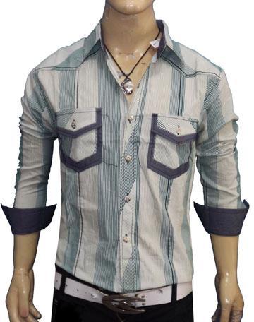 Baju Kemeja Pria Model Terbaru